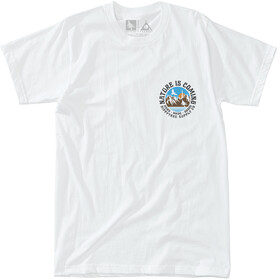 Hippy Tree Headland Camiseta Hombre, white